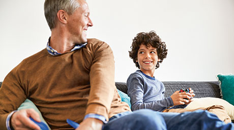 [Translate to Italiano:] Zwei Personen